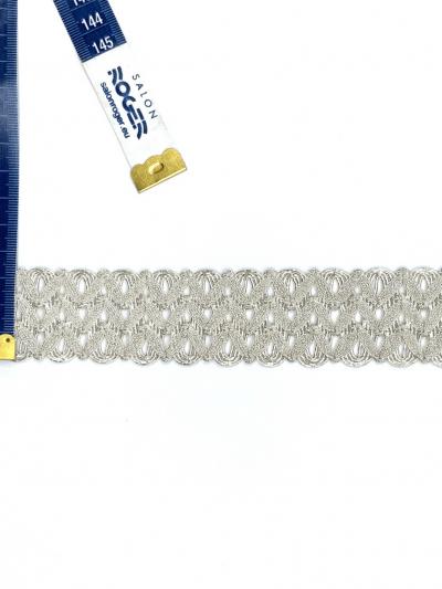 vintage zilver breedband