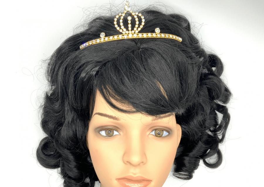 Goud kroontje prinses
