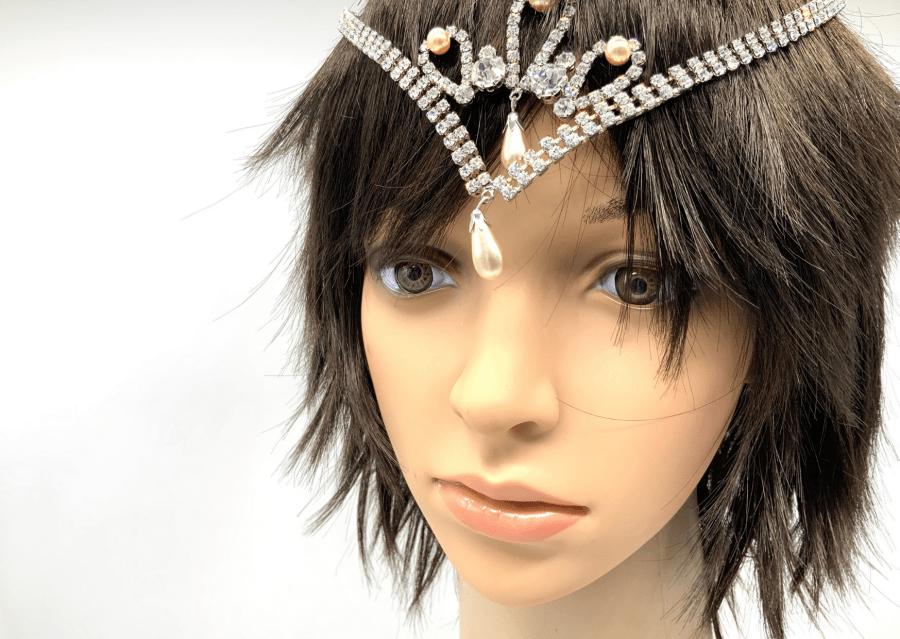 oosters tiara juweel