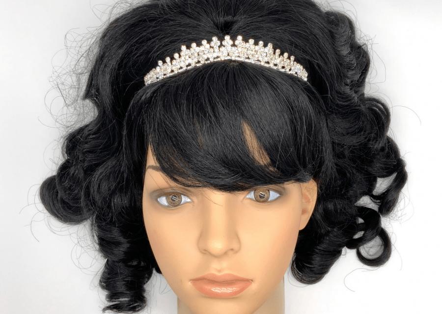 prinsessenkroontje zilver