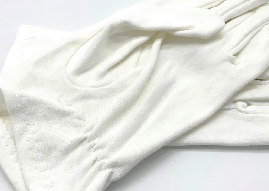 ceremoniële handschoenen