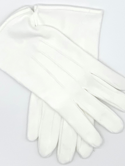 handschoen met knoopje