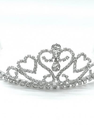 karneval tiara prinzessin